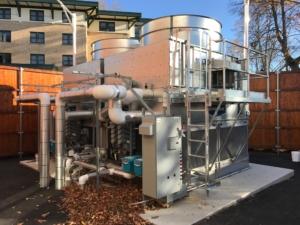 on-site power generator