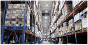 warehouse and distribution storage