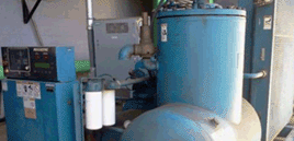 compressed air system upgrade